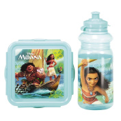Moana Disney Snack Box & Drink Bottle Set