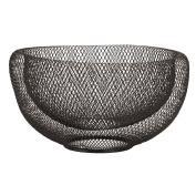 Onyx Wire Basket