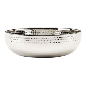 Harrison & Lane Serve Metal Bowl 36cm