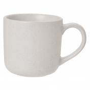 Living & Co Speckled Mug White