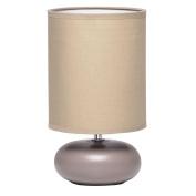 Necessities Brand Athena Ceramic Lamp Stone 25cm
