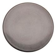 Living & Co Reactive Glaze Side Plate Grey Dark