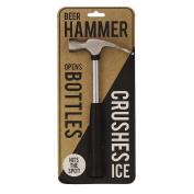 Hammer Ice Crusher Beer Bottle Opener