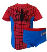 Marvel Comics Spiderman Tee Shirt and Brief Set