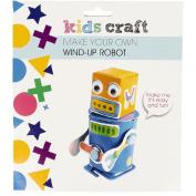 Kids' Art & Craft Make Your Own Windup Robot