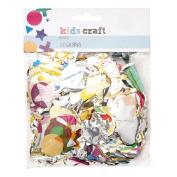 Kids' Art & Craft Sequins 50g
