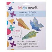Kids' Art & Craft Make Your Own Paper Aeroplane