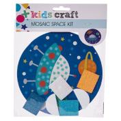 Kids' Art & Craft Mosaic Space Kit