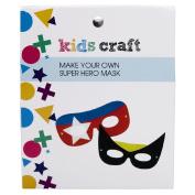 Kids' Art & Craft Make Your Own Super Hero Mask