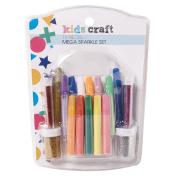 Kids' Art & Craft Mega Sparkle Set