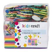 Kids' Art & Craft Creative Foam Set