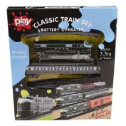 Play Studio Train Set with Head Light Assorted