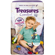 Treasures Standard Toddler Nappies 16 Pack