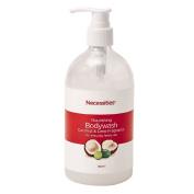 Necessities Brand Body Wash Nourishing Coconut & Lime 400ml
