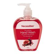 Necessities Brand Liquid Hand Wash Pink Peppercorn 300ml
