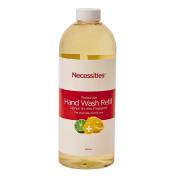 Necessities Brand Antibac Liquid Hand Wash Refill Lemon and Lime 900ml