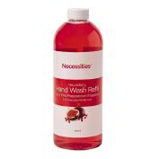 Necessities Brand Liquid Hand Wash Refill Pink Peppercorn 900ml