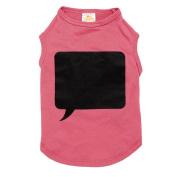 Simply Chalk It Up Pink Chalkborad T-Shirt Small Small