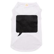 Simply Chalk It Up White Chalkborad T-Shirt Medium Medium