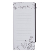 Deskwise Shopping List with Pencil Amazing Things