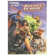 Justice League DC Comics Scrapbook 64 Page