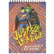Justice League DC Comics Sketch Pad A4