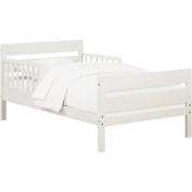 Baby Relax Cruz Toddler Bed, White