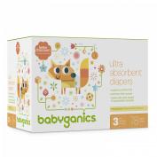 Babyganics Nappies Size 3 Box