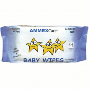 AMMEXCare BWCR Baby Wipe Refills