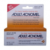 Acnomel Adult Acne Medication Tinted Cream - 30ml + 30% Free, 3 Pack