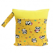 Hi Sprout Grab and Go Waterproof Washable Reusable Nappy Wet Dry Cloth Nappy Bags