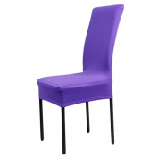 good01 Dining Chair Covers Spandex Stretch Dining Room Chair Protector Slipcover