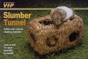Vo-Toys Plastic Slumber Tunnel for Small Animals