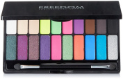 Freedom Pro Decadence Clubbed To Death Brights Eyeshadow Palette