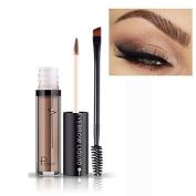 Professional Makeup Eye Brow Tattoo Cosmetics Long Lasting Pigments Waterproof not Fade Eyebrow Liquid with Brush #2
