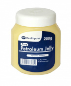 HP HEALTHPOINT PURE PETROLEUM JELLY 200G FOR BODY MADE IN UK VASELINE MOISTURE