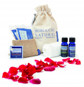 Organic by Moroccan Natural Home Spa Kit - Hamam Style