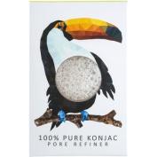 The Konjac Sponge Co Mini Pore Refiner Rainforest