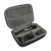 Hard Travel Case for Philips Norelco Multigroom Series 3000 / 5000 / 7000 MG3750 MG5750/49 MG7750/49 by co2CREA