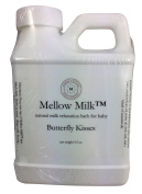 Marina Cottage Soap Co. Organic Babies Mellow Milk- Butterfly Kisses