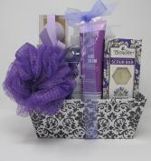 Lavender Bath & Body Gift Set