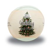 Holiday Christmas Bubbling Bath Bomb