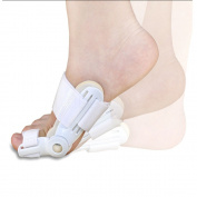 1pcs Foot Care Tool Bunion Splint Great Toe Separator Straightener Foot Pain Relief Hallux Valgus Bunion Corrector