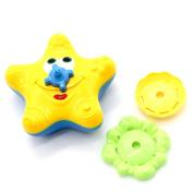 TYKusm Starfish Toy Baby Bath Pool Toy