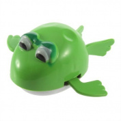 jileSM Wind Up Frog Toy Swimming Pool Bathtime Toy for Baby Kids