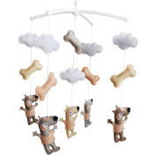 Unique Nursery Mobiles Music Mobile For Baby Crib Toy Mobile