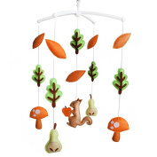 Nursery Mobile Unique Nursery Mobiles Music Mobile For Baby Crib