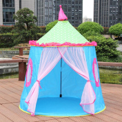 Princess Castle Tent Mosquito Net, YOYOUG Castle Children Tent House of Games For Kids Funny Portable Tent Baby Playing
