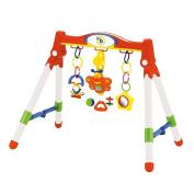 Bieco 41000237 Baby Activity Trapeze Toy Folding Multicoloured