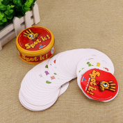 """Dobble Card Game,Omiky® """"Spot it!"""" Game Card Game for Party"""